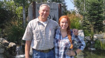 Erin and Doug Bradetich - Idaho's Forest Families